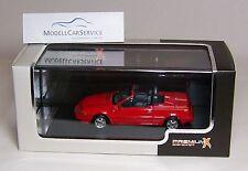 Premium-X 1/43: PRD447 Volvo 480 Turbo Cabriolet (1990), rot