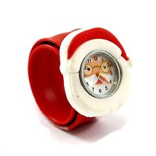 NUOVO jinglebell gioielli pop watch-BABBO NATALE KID'S WATCH-gratis UK Consegna!