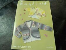 Hayfield Baby Blossom DK Pattern S4841
