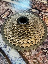 Shimano Deore XT CS-M8000 MTB Gravel Cassette, 11 Speed, 11-42T Low Miles Nice!