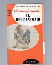 il bell antonio - vitaliano brancati - 1960 - con sovracopertina