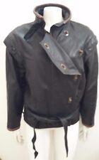 giacca jacket giubbotto donna vera pelle Transfert taglia 46