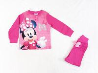 pigiama bambina DISNEY MINNIE MOUSE in caldo cotone, 3/8 anni - 7325