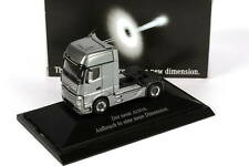 1:87 Mercedes-Benz Actros 2 MEGASPACE Articulated Lorry PC andorit Grey Grey