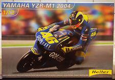 2004 Yamaha YZR-M1 Valentino Rossi, 1:12, Heller 80913