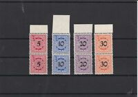 Wurttemberg 1911 Mint Never Hinged Revenue Stamps Ref R 17811