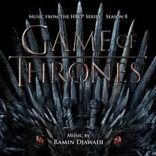 Game Of Thrones Season 8 Music from the HBO Series Ramin Djawadi GOT (NEW 2CD)