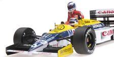 Minichamps 117860106 1/18 Williams Honda FW11 Rosberg Taxi Ride Piquet F1 Model