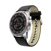 KW99 Android Smart Watch 3G MTK6580 8GB Bluetooth SIM WIFI Phone GPS Heart Rate