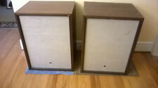 Vintage Trio SC400 Speakers   Tri-ampable (camparable to JBL L300)