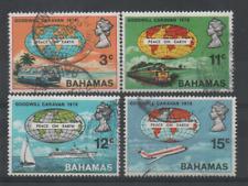 D73 Bahama's 308/11 gestempeld