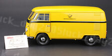 "SCHUCO VW Volkswagen T1 Transporter ""Deutsche Bundespost"" Bus 1/18"