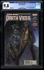 Star Wars: Darth Vader #3 CGC NM/M 9.8 White Pages 1st Doctor Aphra!