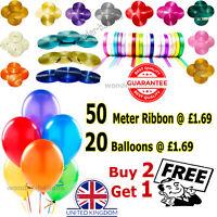 20 X Large PLAIN BALOONS BALLONS helium BALLOONS Quality Party Birthday Wedding