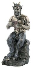 Veronese Bronze Figurine Greek Mythology God of Wild Nature Shepherds Pan