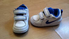 Nike Faux Leather Baby Trainers