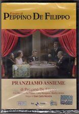 dvd IL TEATRO DI PEPPINO DE FILIPPO HOBBY & WORK Pranziamo assieme