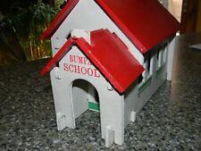 Bumpallow School Milton Bradley 1931