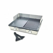 Solis 979.45 Deli Tischgrill Elektrogrill Table Grillplatte Barbecue 2200 Watt