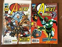 A Next 1 & 2  High Grade Comic Book A7-94