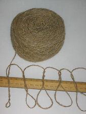 1000g 1kg 100% pure knitting wool yarn Donegal Beige Tweed Pls read carefully