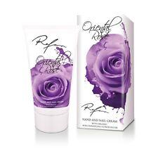 Crema mani e unghie Oriental Rose,con acqua di rosa organica