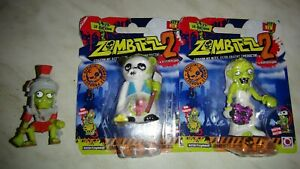 ZOMBIEZZ SERIES  ACTION FIGURES COLLECT