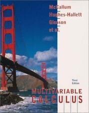 Calculus, Multivariable Lonzano, Guadalupe I., Gleason, Andrew M., Flath, Danie