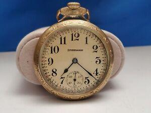 Studebaker South Bend Pocket Watch