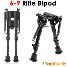 "6""-9"" Hunting Shooting Air Rifle Gun Extreme Precision Sniper Bipod Non-slip UK"