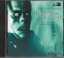 The Phantom Of The Opera Carl Davis CD Album Music From The Channel 4 Silents