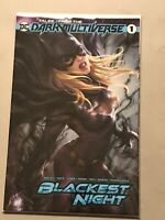 TALES FROM THE DARK MULTIVERSE BLACKEST NIGHT #1 KENDRICK LIM VARIANT COVER