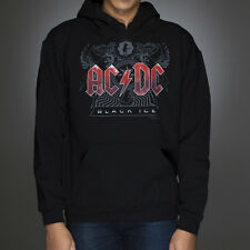 OFFICIAL AC/DC - Black Ice Hoodie NEW Licensed Band Merch ALL SIZES