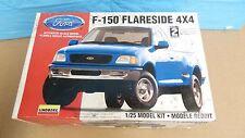 #2 LINDBERG FORD F-150 FLARSIDE 4X4 L2 1:25 MODEL KIT #72149 PRE OWNED SH3E