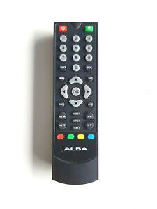 Véritable Alba Set Meilleure Boite Télécommande Pour STB102XI2 Tnt Récepteur