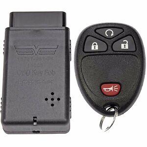 For Buick Chevy Cadillac GMC 11-15 Key Fob/Keyless Entry Remotes Dorman 99162