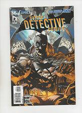 Detective Comics #2 - Batman New 52! - (Grade 9.2) 2011