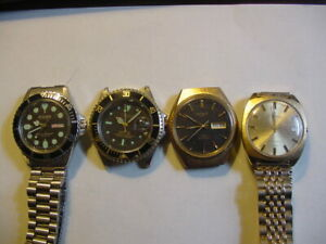Dufonte Lucien Piccard Watch Parts or YOU REPAIR