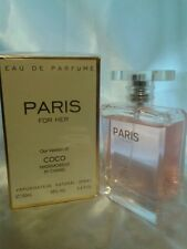 PARIS FOR HER Perfume Spray 3.4 fl oz  by Secret Plus VERSION of COCO CHANEL