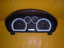 09 Aveo Speedometer Instrument Cluster Dash Panel Gauges 48,543