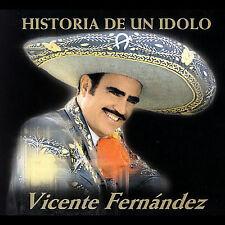 La Historia De Un Idolo V1 by Vicente Fernandez