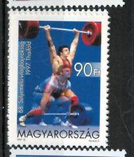 Pesisitica-wheightlifting Hungary 1997