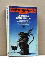 LA COLLINA DEGLI SPETTRI - A. Hitchcock [Libro, Oscar Mondadori]