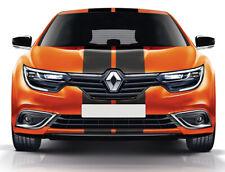 Double Bandes Racing Stripes Vinyl Decal for Renault Megane 4 2015 2019 BD800-14
