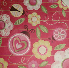 Circo Wall Canvas Choose Ladybugs, Fairies, Crowns or Happy Flowers Oopsy Daisy