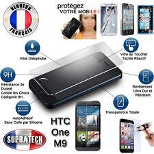 Protection Ecran Verre Trempé Contre les Chocs pour HTC One M9