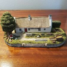 Robert Burns & Cottage Hand Made in Scotland by Fraser Creations