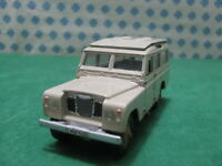 Vintage  -  LAND ROVER 109   - 1/43  Solido Ref.56