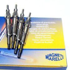 4 x Glühkerze Magneti Marelli VW Golf III IV 1.9 SDI 1.9 TDI Gol II 1.9 D