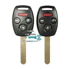 2 new 2006 2007 2008 2009 2010 2011 Honda Civic EX Si Keyless Entry Key Remote